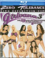 Girlvana 3 Blu-ray