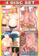 Fucking Grandmas (4-Pack) Porn Movie