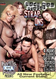 Real Men Prefer Strap-Ons Porn Movie