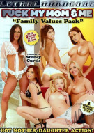 Fuck My Mom &amp; Me 1-3: Family Values Pack Porn Movie