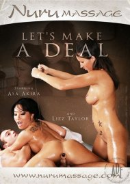 Let's Make A Deal DVD Box Cover Image