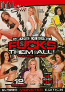 Shane Diesel Fucks Them All! Vol. 3 Porn Movie