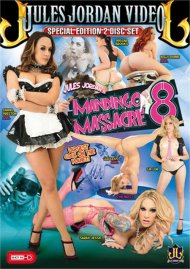 Mandingo Massacre 8 DVD Box Cover Image