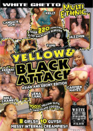 Yellow & Black Attack: Asian And Ebony Edition Porn Movie