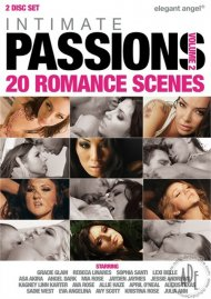 Intimate Passions Vol. 2 DVD Box Cover Image