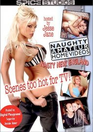 Naughty Amateur Home Videos: Nasty New England Porn Movie