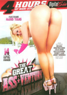 Great Ass-Venture, The Porn Video