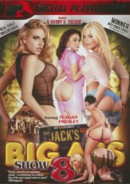 Jacks Playground: Big Ass Show 8 Porn Video
