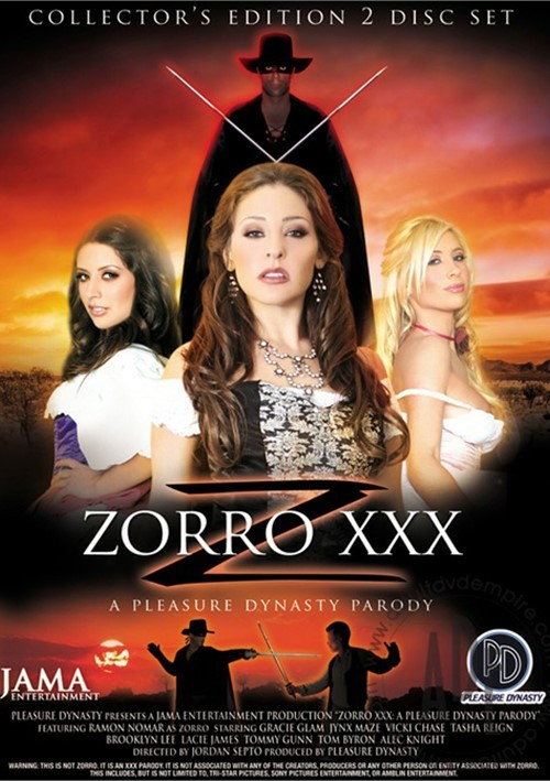 Zorro XXX Porn Video View BackWrite a Review