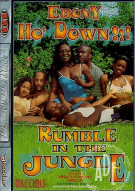 Ebony Ho Down: Rumble In The Jungle Porn Movie