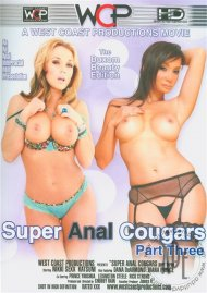 Super Anal Cougars Part Three Porn Video