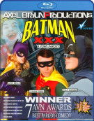 Batman XXX: A Porn Parody Blu-ray