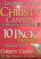 Legends Of Porn: Christy Canyon 10-Pack Porn Movie