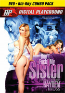 Dont Fuck My Sister (DVD + Blu-ray Combo) Porn Movie