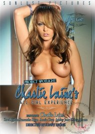 Charlie Laine's All Girl Experience DVD Box Cover Image