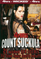 Count Suckula Porn Movie