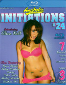 Initiations #24 Blu-ray