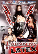 Ladyboys In Latex Porn Video