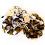 Fetish Fantasy Furry Love Cuffs - Leopard Sex Toy