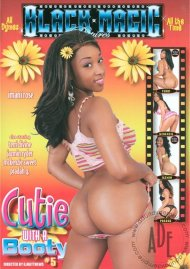 Cutie With A Booty #5 Porn Movie