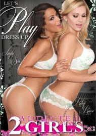 Let's Play Dress Up DVD Box Cover Image