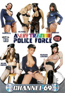 Sexy Trannie Police Force, A Porn Movie