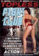 Topless Fight Club: Destroys Porn Movie