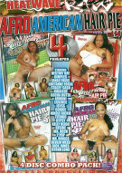 Afro American Hair Pie Vol. 1-4 Porn Movie