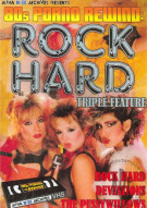 Rock Hard Triple Feature Porn Video
