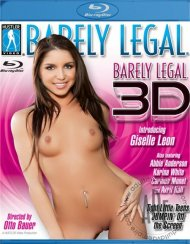 Barely Legal 3D Blu-ray Box Cover Image