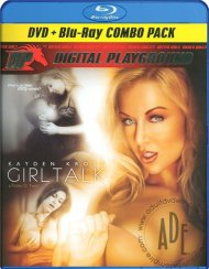 Girl Talk (DVD + Blu-ray Combo) Blu-ray