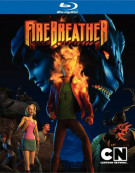 Firebreather Blu-ray