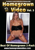 Best Of Homegrown 5-Pack Vol. 3 Porn Movie