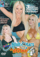 Adult Stars at Home 4 Porn Video