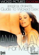 Jessica Drake&#39;s Guide To Wicked Sex: Anal Play for Men Porn Video