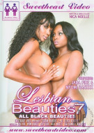 Lesbian Beauties Vol. 7: All Black Beauties Porn Video