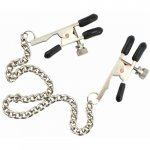 Bullnose Nipple Clamps Sex Toy