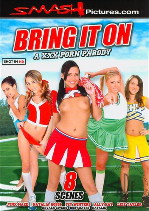 Bring It On: A XXX Porn Parody Porn Video View BackWrite a Review