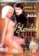 Blonde Fire Porn Video
