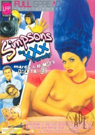 Simpsons The XXX Parody: Marge & Homers Sex Tape! Porn Movie
