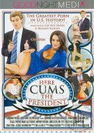Here Cums The President Porn Movie