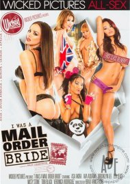 I Was A Mail Order Bride DVD Box Cover Image