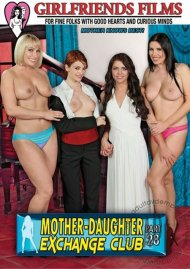 Mother-Daughter Exchange Club Part 28 DVD Box Cover Image