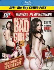 Bad Girls 5 (DVD + Blu-ray Combo) Blu-ray