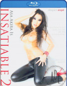 Asa Akira Is Insatiable Vol. 2 Blu-ray