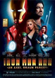 Iron Man XXX: An Axel Braun Parody DVD Box Cover Image