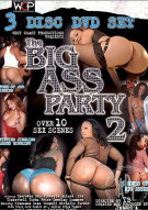 Big Ass Party 2, The Porn Video
