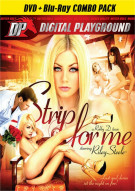 Riley Steele Strip For Me (DVD + Blu-ray Combo) Porn Movie