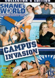 Shanes World 32: Campus Invasion Porn Video