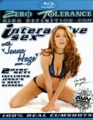 Interactive Sex With Jenna Haze Blu-ray Box Cover Image